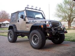 TincupTJs 2004 Jeep Rubicon