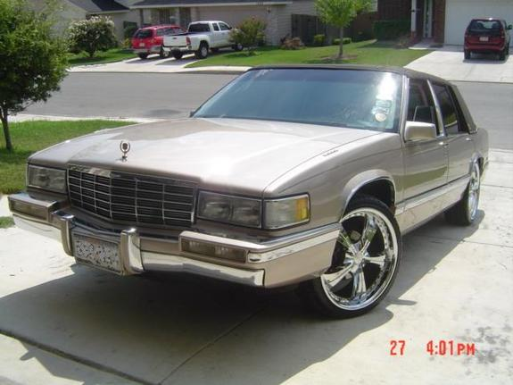 alamocitycaddy 39 s 1991 cadillac deville in san antonio tx. Cars Review. Best American Auto & Cars Review