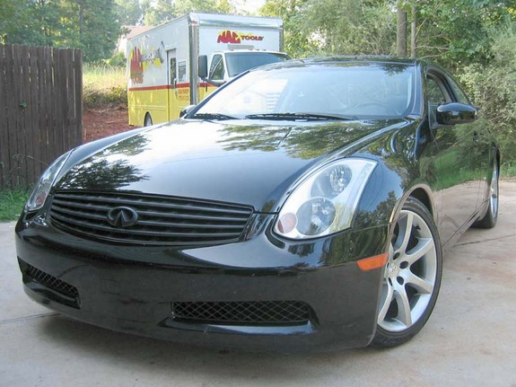 Another bpankopp 2003 Infiniti G post... - 6854743