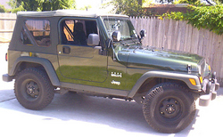 05Willyss 2005 Jeep TJ