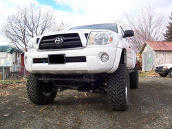 fastcrfs 2005 Toyota Tacoma Xtra Cab