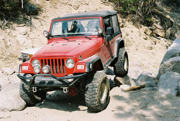 Another kneelanddc 2005 Jeep Wrangler post... - 6856071