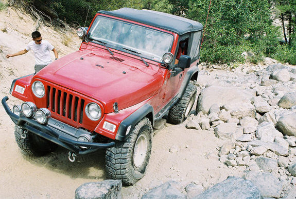 Another kneelanddc 2005 Jeep Wrangler post... - 6856081