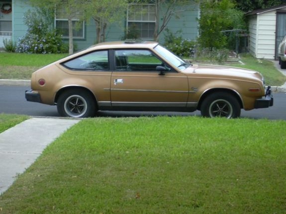 DoomedMagistrate's 1983 AMC Spirit