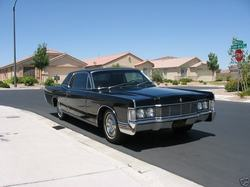Shoreguy4us 1968 Lincoln Continental