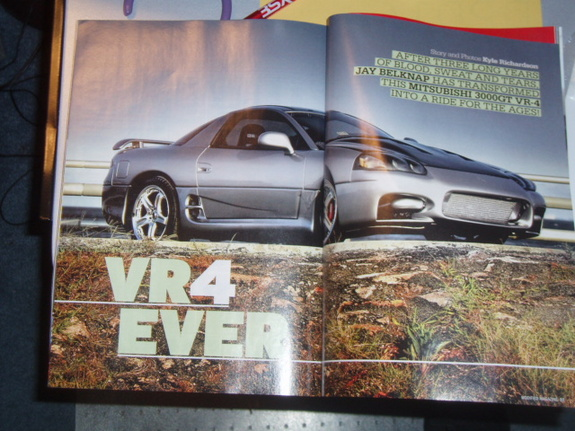 Another VR-4ever 1994 Mitsubishi 3000GT post... - 6859031