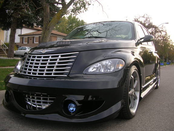 ptcreeper 2002 chrysler pt cruiser specs photos. Black Bedroom Furniture Sets. Home Design Ideas
