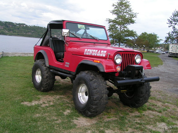 Another Silveracer 1981 Jeep CJ5 post... - 6860066