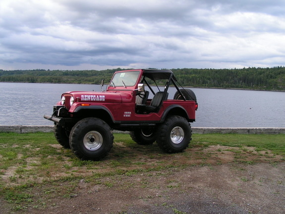 Another Silveracer 1981 Jeep CJ5 post... - 6860067