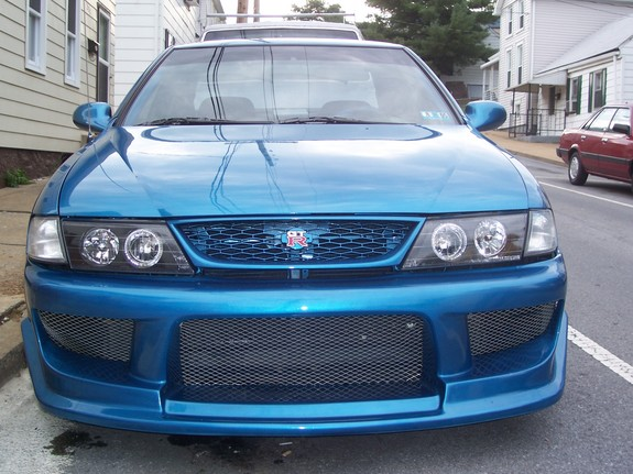 Tricked out 2002 nissan sentra