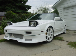 Shmeezes 1985 Toyota MR2