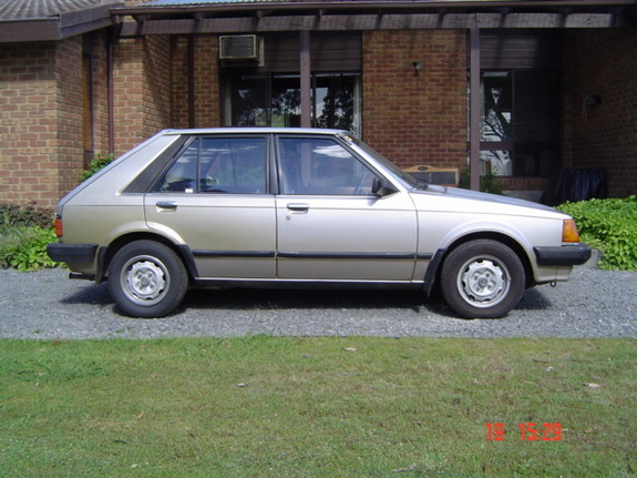 Another rteuma 1981 Mazda 323 post... - 6862492