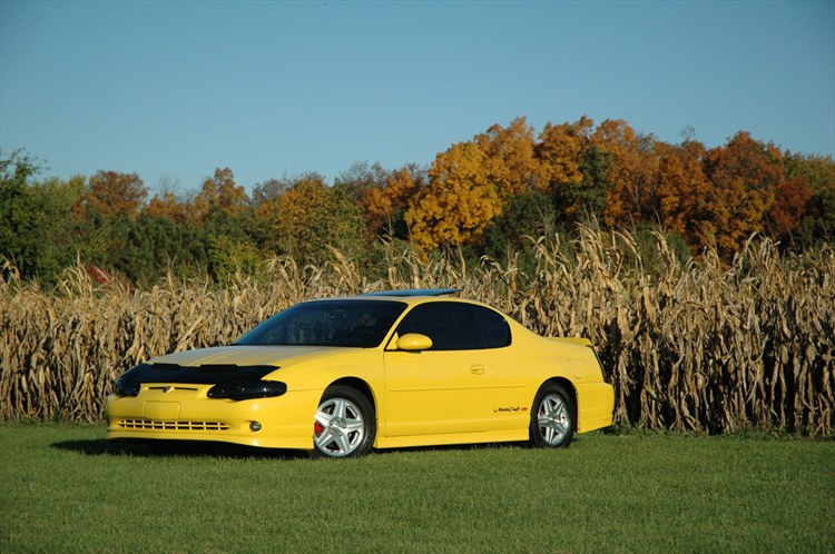 YellowBanana 2003 Chevrolet Monte Carlo