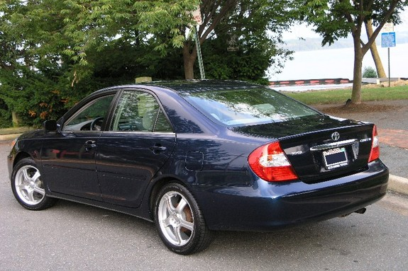 Hrabb 2002 Toyota Camry Specs Photos Modification Info