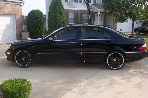 Another gg_ebony 2004 Mercedes-Benz S-Class post... - 6871645
