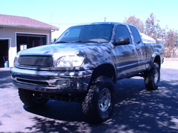 clean_rollas 2001 Toyota Tundra Access Cab