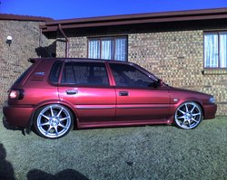 toyota tazz view all toyota tazz at cardomain Toyota Tazz Johannesburg trd130 2004 toyota tazz