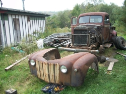 Restoring My Ford Pickup 1947 One Ton Ford Truck Enthusiasts Forums