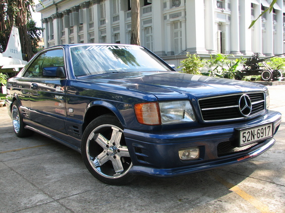 Another nguyenhyvn 1983 Mercedes-Benz S-Class post... - 7273907