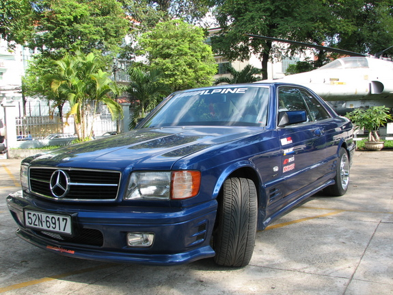 Another nguyenhyvn 1983 Mercedes-Benz S-Class post... - 7273913