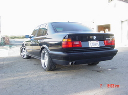 made2lasts 1994 BMW 5 Series