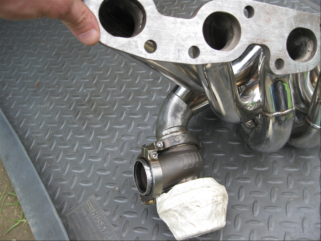 RHD->LHD manifold wastegate fix - Nissan Forum | Nissan Forums
