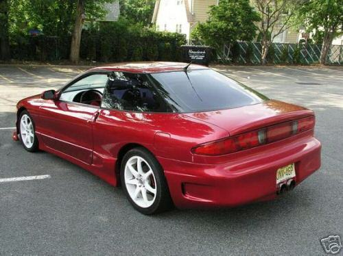 Tnyce06 1995 Ford Probe Specs Photos Modification Info