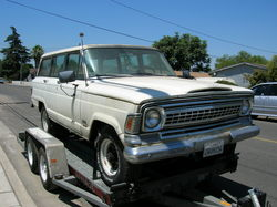 Rench_monky 1972 Jeep Wagoneer