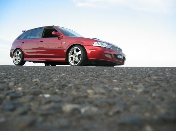 Another CreativeSR 2001 Ford Laser post