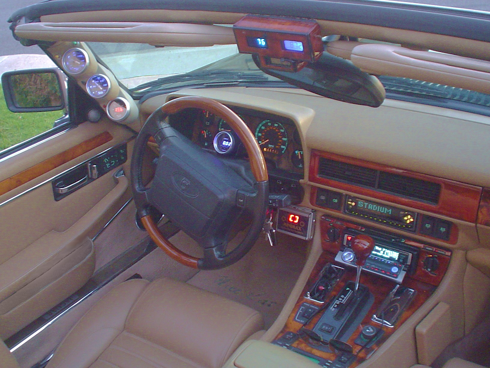Another Pinotdude 1994 Jaguar XJ Series post... - 6910773