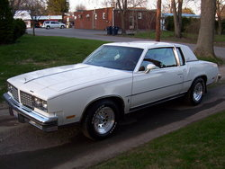 carcrazyjeff 1980 Oldsmobile Cutlass Calais