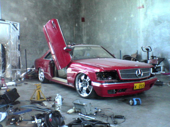 Another pewearwy 1982 Mercedes-Benz S-Class post... - 6877831
