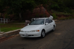 wynngravleys 1995 Hyundai Scoupe