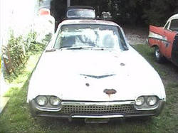 rons_warez 1962 Ford Thunderbird