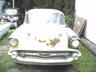 $3000 1957 Chevy Belair 4 Door
