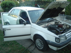 Cannon-Krew 1986 Ford Laser