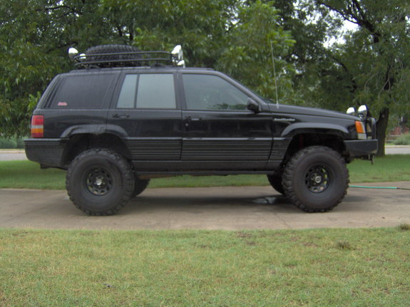 Another rebelzj 1995 Jeep Grand Cherokee post... - 7410264