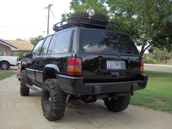 Another rebelzj 1995 Jeep Grand Cherokee post... - 7410268