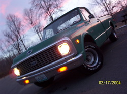 grandkeyss 1971 Chevrolet C/K Pick-Up