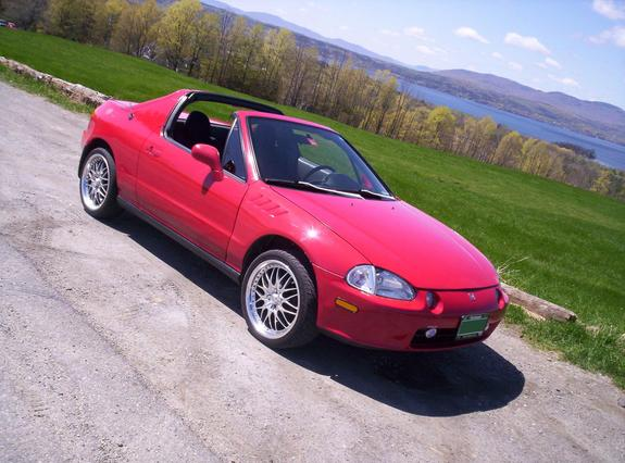 mcgillin 1995 honda del sol specs photos modification. Black Bedroom Furniture Sets. Home Design Ideas