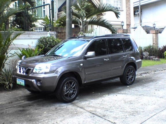 kenkim8 2005 nissan x trail specs photos modification info at cardomain. Black Bedroom Furniture Sets. Home Design Ideas