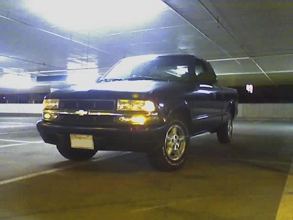 Another Maneater1982 1999 Chevrolet S10 Regular Cab post... - 6891856