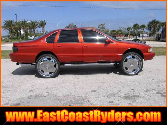Another btownballa07 1989 Chevrolet Caprice post... - 6886351