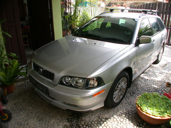 Another ginseng 2004 Volvo V40 post... - 6885004