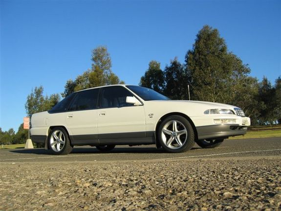 Another 1SS05L 1999 Holden Statesman post... - 6885271