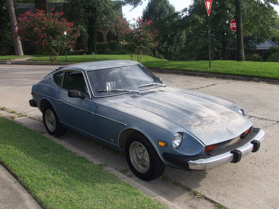 tu8eZX 1976 Datsun 280Z Specs, Photos, Modification Info at CarDomain