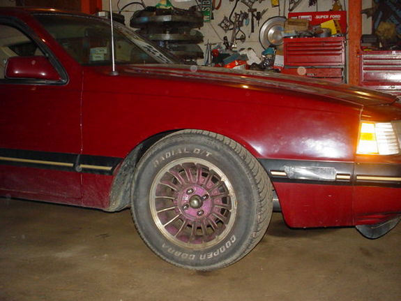 Another GT40Cougar 1987 Mercury Cougar post... - 6886063
