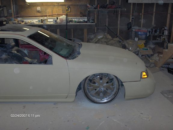 Another laydowt 1995 Ford Thunderbird post... - 6887321