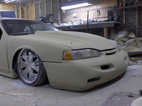 Another laydowt 1995 Ford Thunderbird post... - 6887323