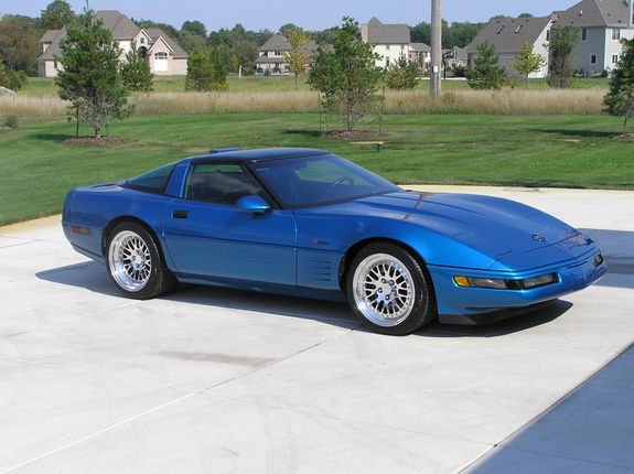 QuasarZ 1992 Chevrolet Corvette Specs, Photos ...